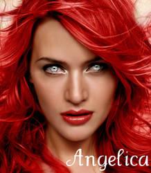 The Angelic Queen by Darknessunderthemoon