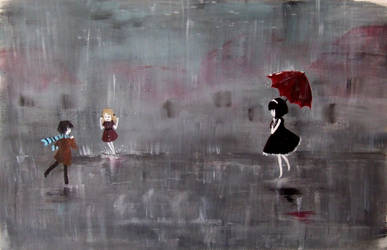 Rain child IV by shokoholic