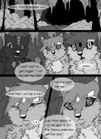 Demon heart page 1 by AkaiSaska