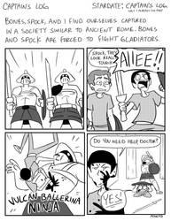 Gladiators! by AnnabelD