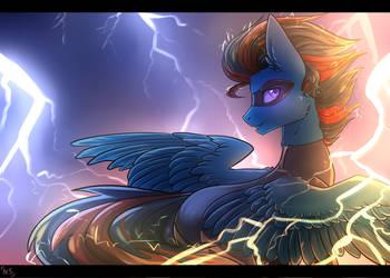 Lightnings! by nightskrill