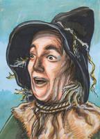 Wizard of Oz - Scarecrow by AshleighPopplewell