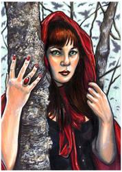 Red Riding Hood by AshleighPopplewell