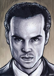 Moriarty by AshleighPopplewell