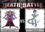 Ga'ran Sigatar Khura'in Vs. Frieza DEATH BATTLE!!! by Camperor