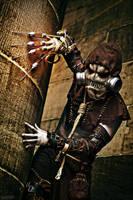 Scarecrow (Dr. Jonathan Crane) - Arkham Asylum by IronMask90