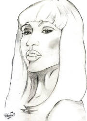Nicki Minaj by P3M
