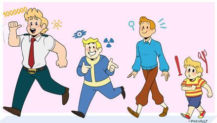the four horsemen by mk--doodle