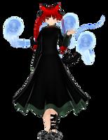 Touhou: Rin Kaenbyou - DL by shannathegirl