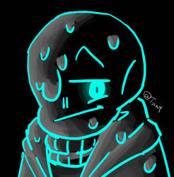 Nightmare doodle by DaRealNicole