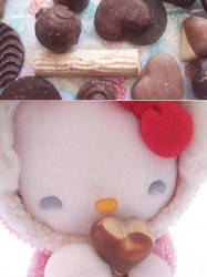 Kitty come chocolates by ob-la-di-ob-la-das