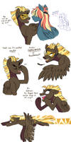 Zipperflash Character Study by Lopoddity