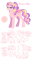 Princess Skyla by Lopoddity