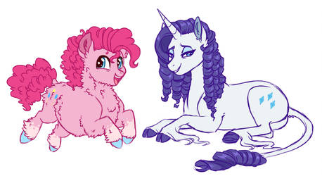 My Little Horsey by Lopoddity