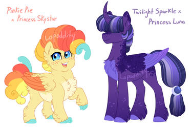 AUCTION CLOSED: Nextgen Adoptables! by Lopoddity