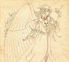 Secret Santa - Reyson - FE9 by Nijichan