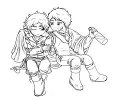Let me keep you warm - Les Miserables by Nijichan