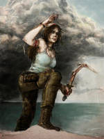 Tomb Raider Reborn Entry by hau