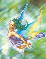 Fairie Color by Tozani
