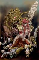 Demons by Tozani