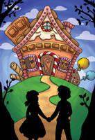 Hansel And Gretel by schmetty