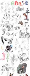 JatGP sketches by FrankiLew