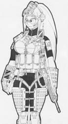 Akina Fukuda by VoughtVindicator