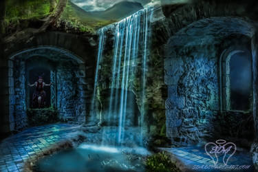 Passage To The Underworld by SweetDA