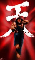 Akuma Raging Demon v2 by Maruceru