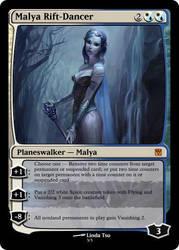 Malya Rift-Dancer by jbru126