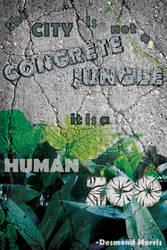 Concrete Jungle by Alaniers