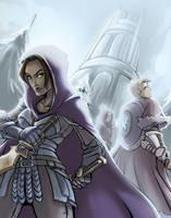 Return to Ostigar by savagesparrow