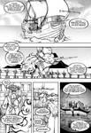 SDL Hiatus pg.1 by savagesparrow