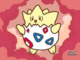 Togepi Full Body by Maizox