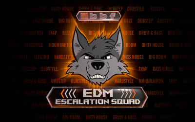 EDM Escalation Wallpaper by bigbluefox