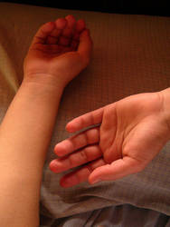 hands up by naraosga-stock
