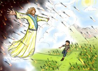 Jesus by Madazu