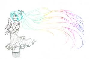 Rainbow Song by maiyouka