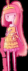 [Adventure Time] Princess Bubblegum! by kiruiru
