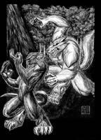 Werewolves by IADM