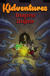 Dungeons and Dragons KidVentures by IADM