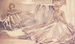 Ballet by ksenia-fenix