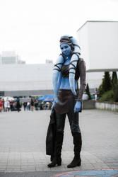 Aayla Secura cosplay [STAR WARS] by TeaLabel
