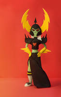 Lord Dominator Plush [Wander OverYonder] comission by TeaLabel