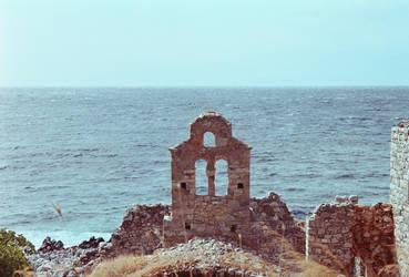 Window to the sea R001-001 by IASONAS4