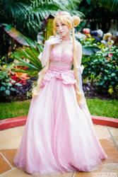 Ball Gown Usagi by niicakes