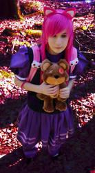 Annie by cupcakez0mbie