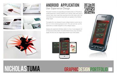 Campus Lunch Application Design, User Experience by UntouchableDesign