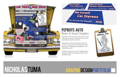 Pepboys Auto by UntouchableDesign