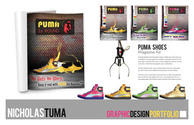 Design PUMA by UntouchableDesign